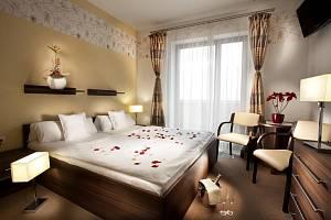 Hotelový pokoj (ilustrační snímek)