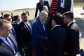 Prezident Miloš Zeman zahájil návštěvu Číny