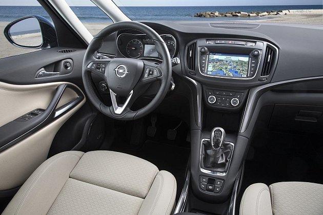 Opel Zafira.