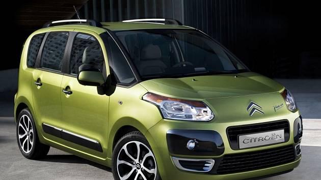 Citroën C3 Picasso.