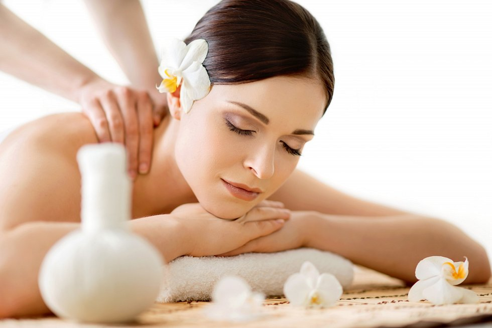 Aromaterapie. Ilustrační snímek