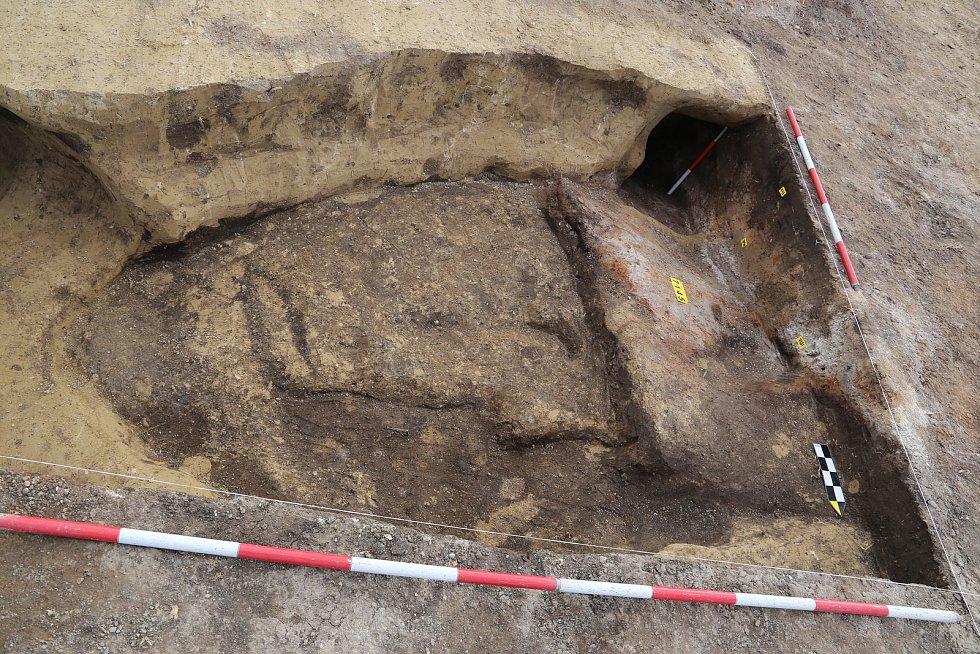 Baterie pecí ze starší doby železné (7.–6. století př. n. l.)