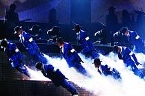 Představení skupiny Cirque du Soleil nazvané Michael Jackson: The Immortal World Tour