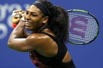 Serena Williamsová na US Open.