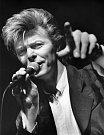 David Bowie v roce 1987.