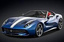 Ferrari F60 America.