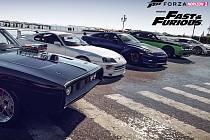 Konzolová hra Forza Horizon 2 Presents Fast & Furious.