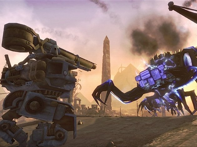 Počítačová hra Iron Brigade.