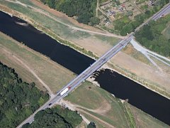 Hodonín, řeka Morava