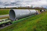 Stavba Hyperloopu ve Francii.
