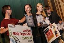 Praha se již potřetí stala dějištěm akce 48 Hour Film Project powered by Fénix.