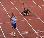 Usain Bolt na MS v atletice, Londýn
