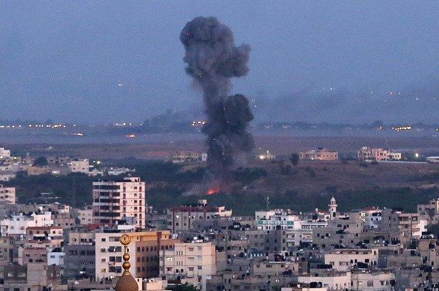 Útok Izraele na Gazu