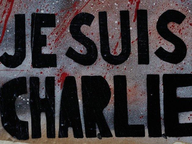 Jistá americká společnost se pokouší zaregistrovat si vlastnictví ikonického hesla Je Suis Charlie (Jsem Charlie).
