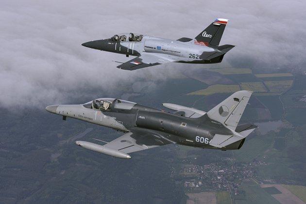 Letoun L-159 a L-39