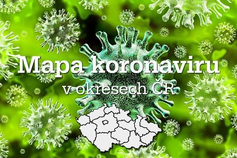 Mapa koronaviru