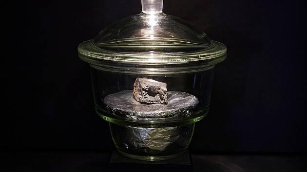 Meteorit Winchcombe dopadl do Velké Británie v únoru
