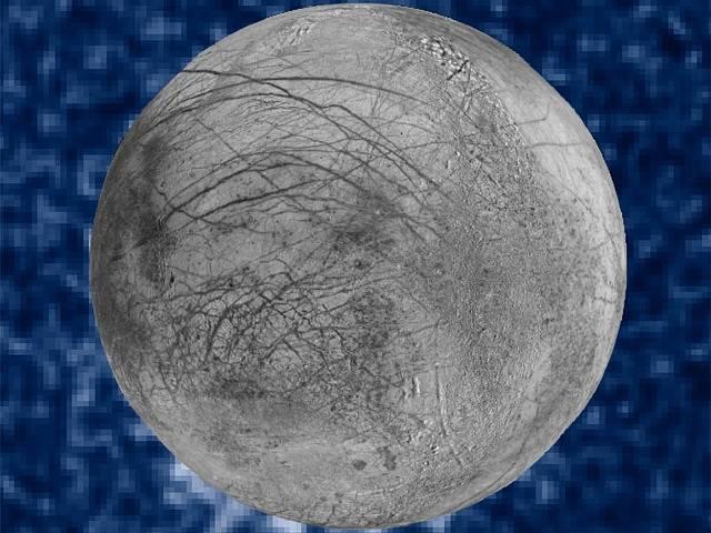 Americký Národní úřad pro letectví a vesmír (NASA) má patrně další důkaz o tom, že na Jupiterově měsíci Europa je voda.