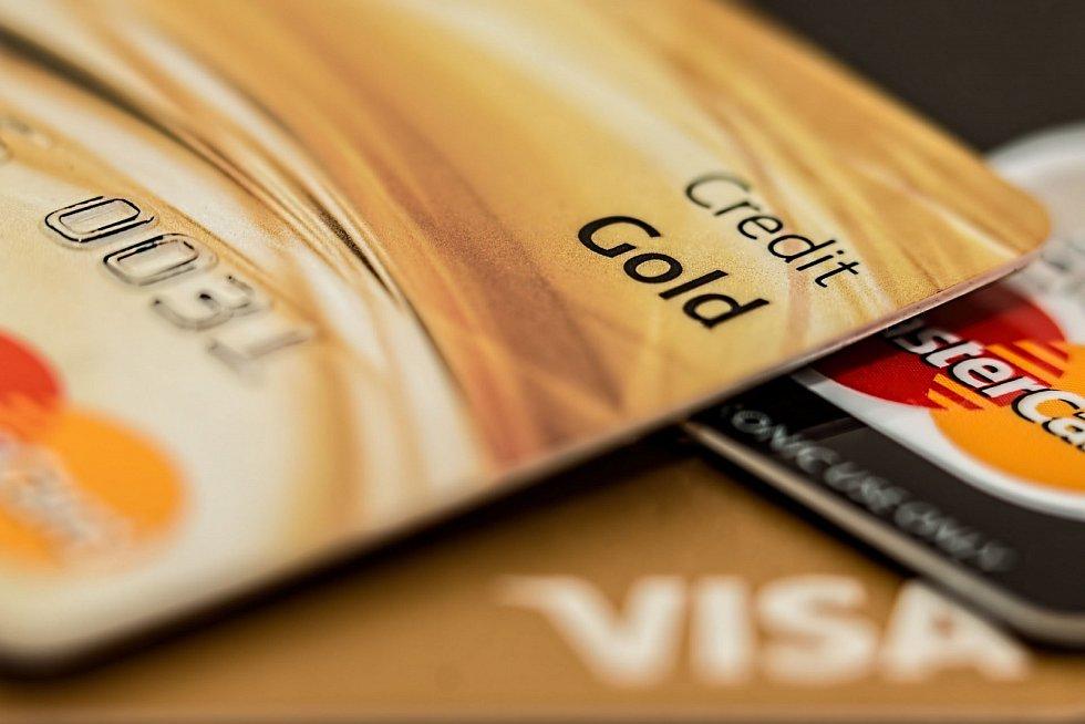 Platební karta. Ilustrační foto