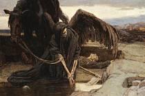 V Hradci je otevřena zajímavá výstava s názvem Na duši nepokoj, představující jiný pohled na české umění přelomu 19. a 20. století.
