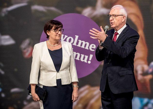 Přímá volba prezidenta ČR na Slovácku, 2018