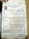 Rodný list Jaroslava Chejstovského