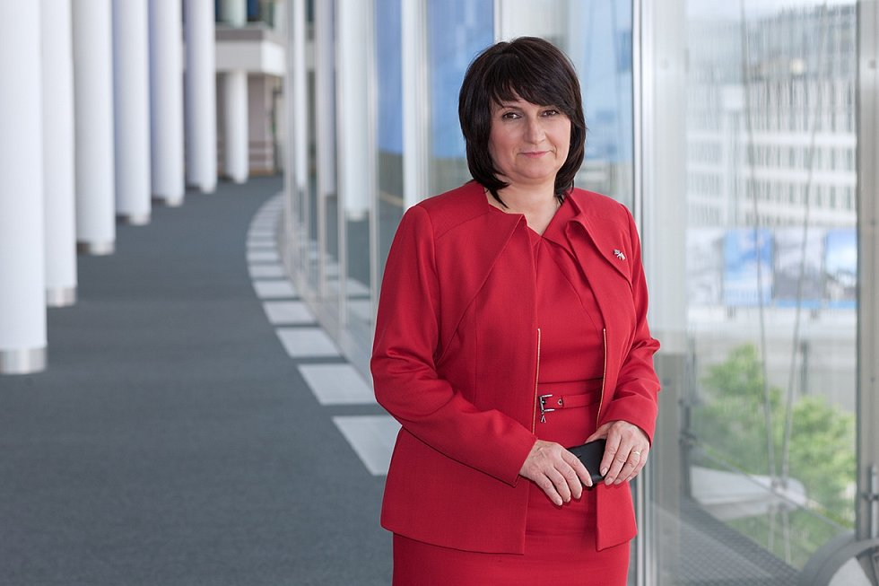 Europoslankyně Michaela Šojdrová.