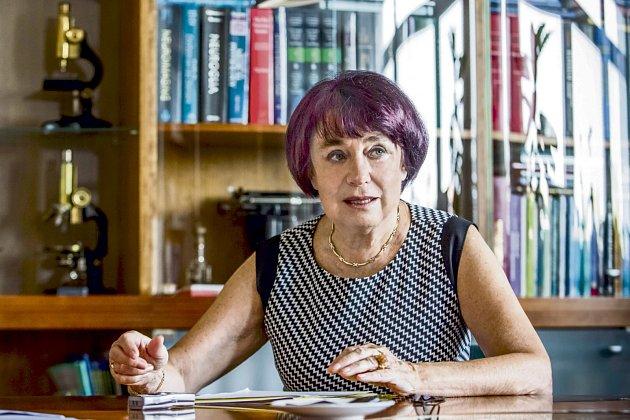 Senátorka Eva Syková