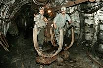 Těžba uhlí. Ilustrační foto.