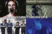 Videosouhrn Deníku – čtvrtek 1. února 2018