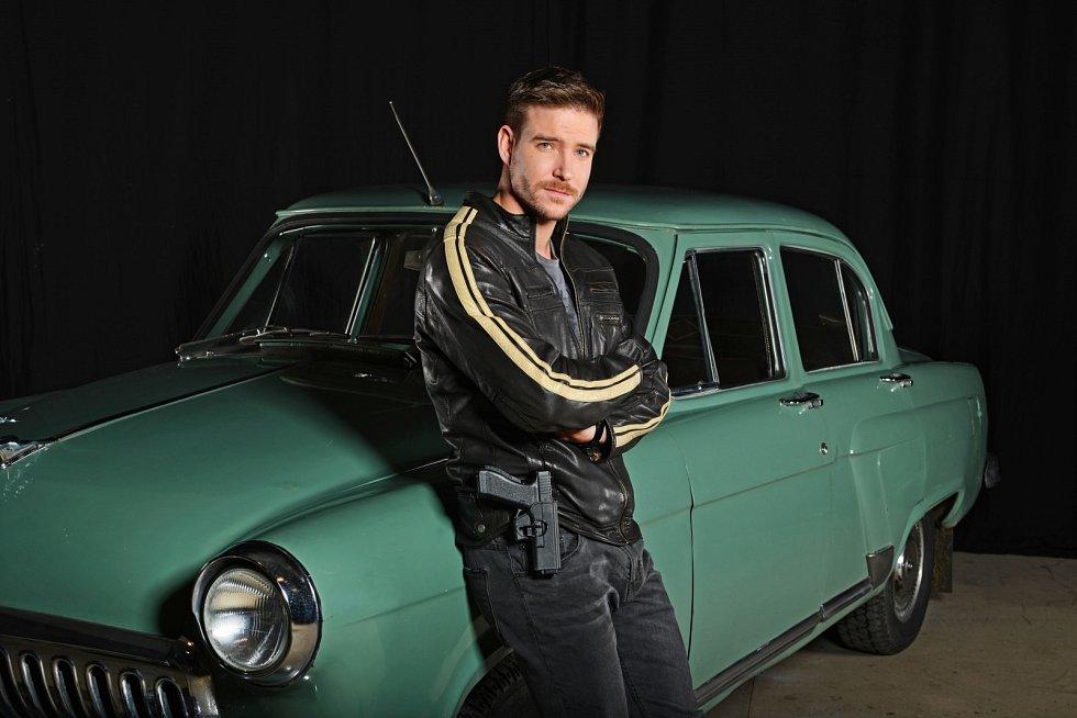 Vladimír Polívka hraje v populárním seriálu Polda