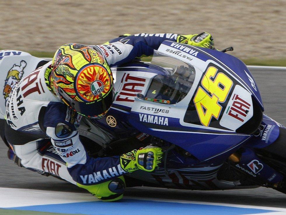 Ital Valentino Rossi.