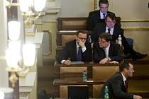 Jednání Poslanecké sněmovny o rozpuštění, 20. 8. 2013