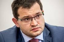 Poslanec Jan Chvojka poskytl 7. dubna v Praze rozhovor Deníku.