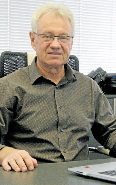 Ředitel ČAD Blansko Jiří Šebela