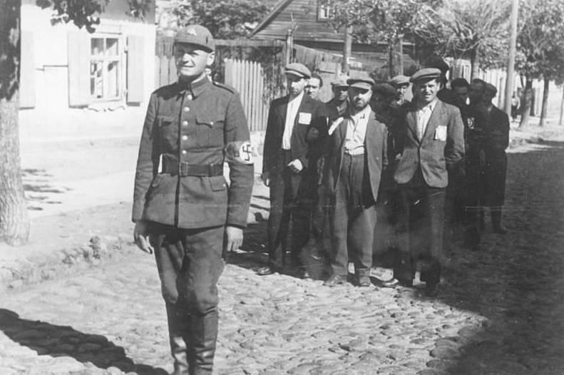 Ghetto ve Vilniusu, v němž Różka Korczaková působila v podzemním hnutí