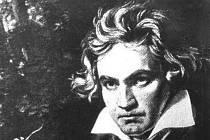 Hudební skladatel Ludwig van Beethoven