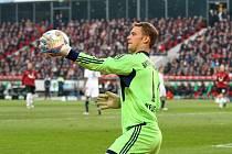 Brankář Bayernu Mnichov Manuel Neuer.