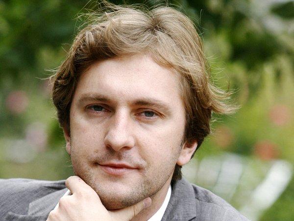 David Ondráčka, šéf Transparency International ČR.
