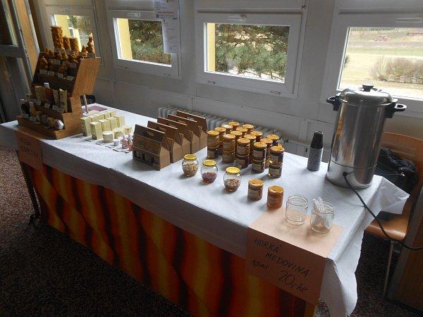 Mladý včelař uspořádal vobci Den medu