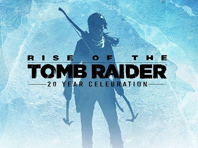 Počítačová hra Rise of the Tomb Raider: 20 Year Celebration Edition.