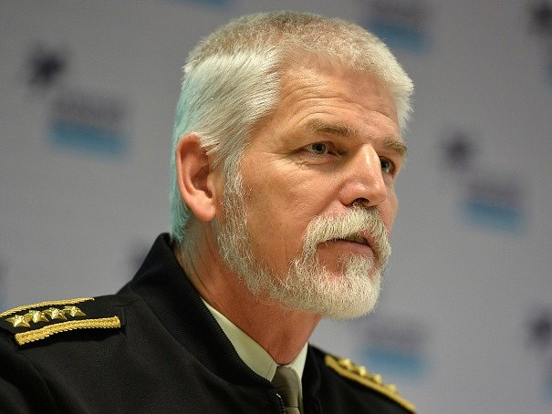 Předseda Vojenského výboru NATO Petr Pavel.
