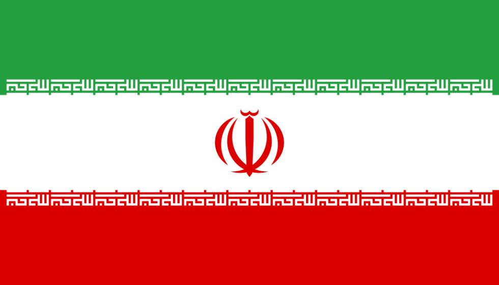Vlajka Íránu