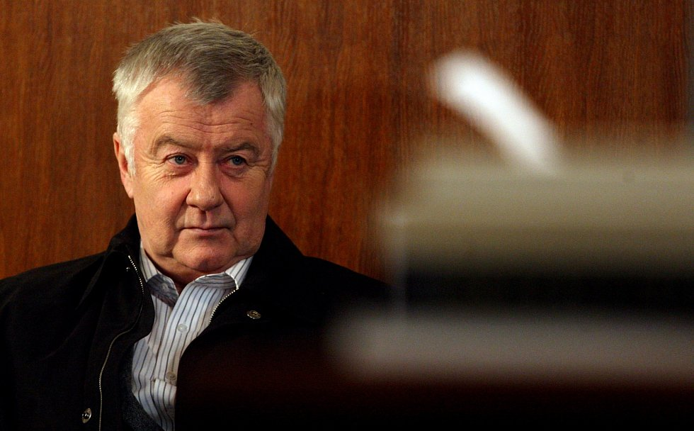 Ladislav Potměšil na snímku z roku 2011.