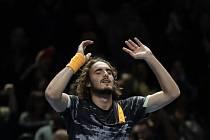 Novým králem tenisového Turnaje mistrů se stal Stefanos Tsitsipas.