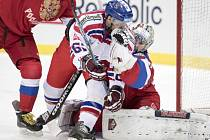 Čeští hokejisté zakončili své vystoupení na Švédských hrách v Göteborgu porážkou s Ruskem 2:4.