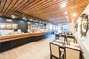 Restaurace ve Velké Chuchli po rekonstrukci
