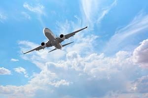 Letecká doprava - ilustrační foto