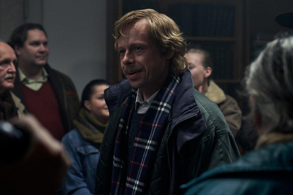 Viktor Dvořák jako Václav Havel