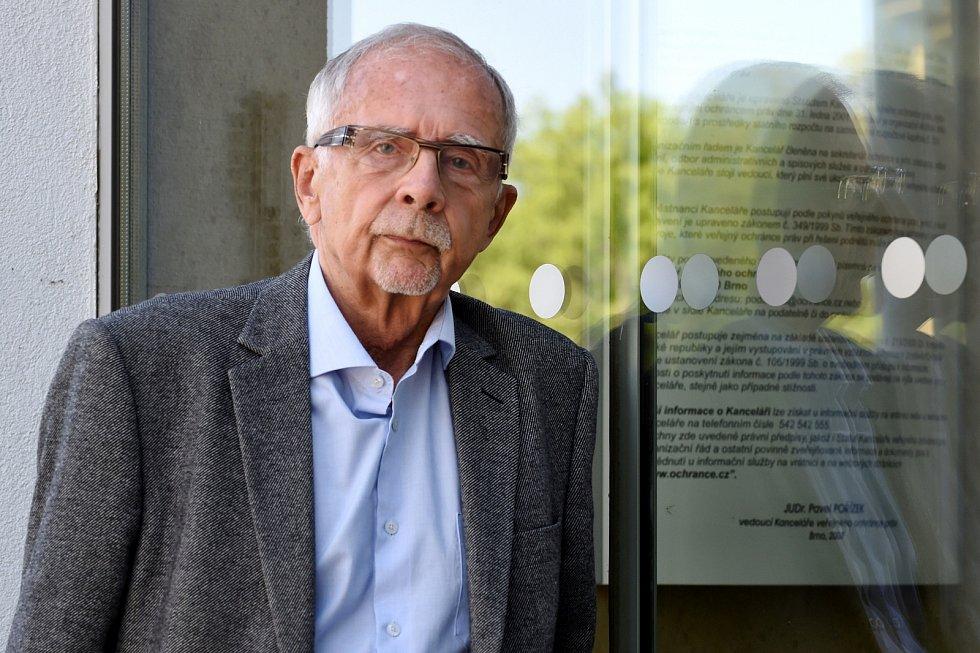 Stanislav Křeček se stal ombudsmanem